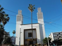 cathédrale de Rabat photo libre de droits