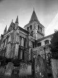 Cathédrale de Rochester image libre de droits