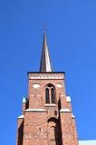 Cathédrale de Roskilde Photo libre de droits