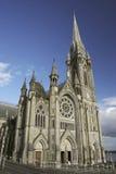 Cathédrale de rue Colman Images stock