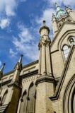 Cathédrale de rue james Photos stock