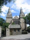 Cathédrale de rue Machars, Aberdeen Images libres de droits