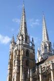 Cathédrale de Rue-Marie Image libre de droits