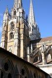 Cathédrale de Rue-Marie Photographie stock libre de droits