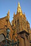 Cathédrale de rue Marys à Sydney Photo stock