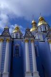Cathédrale de rue Michael Photographie stock