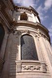 Cathédrale de rue Paul, Londres, Royaume-Uni Image libre de droits