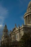 Cathédrale de rue Pauls Photographie stock libre de droits