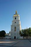Cathédrale de rue Sophia, Kiev photos stock