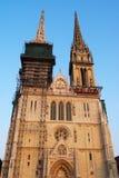 Cathédrale de rue Stephen image libre de droits