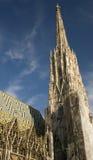 Cathédrale de rue Stephen Photographie stock
