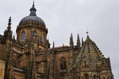 Cathédrale de Ségovie Images libres de droits