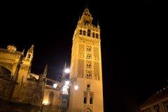 Cathédrale de Séville Photos stock