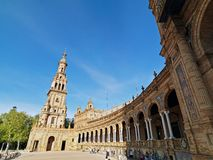 Cathédrale de Séville, Andalousie, Espagne Avril 2015 Images libres de droits