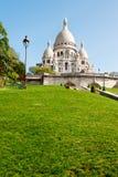 Cathédrale de Sacre Coeur Image stock