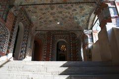 Cathédrale de saint Basil, Moscou, ville fédérale russe, Fédération de Russie, Russie Photos stock