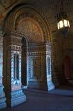Cathédrale de saint Basil, Moscou, ville fédérale russe, Fédération de Russie, Russie Images libres de droits