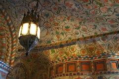 Cathédrale de saint Basil, Moscou, ville fédérale russe, Fédération de Russie, Russie Images stock