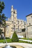 Cathédrale de saint juste et de saint Pasteur Frances de Narbonne Images libres de droits