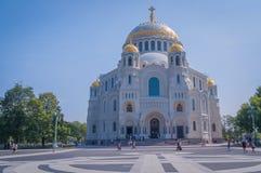 Cathédrale de Saint-Nicolas photos libres de droits