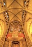 Cathédrale de Saint Pierre, Genève, Suisse (HDR) image stock