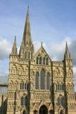 Cathédrale de Salisbury Photographie stock libre de droits
