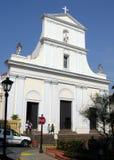 Cathédrale de San Juan Image stock