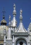 Cathédrale de San Marco, Venise Photographie stock libre de droits