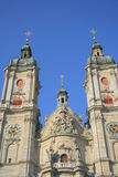Cathédrale de Sankt Gallen Photos stock