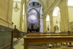 Cathédrale de Sant Agata Image libre de droits