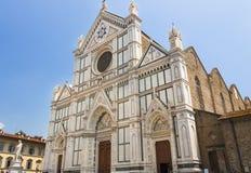 Cathédrale de Santa Croce Photographie stock libre de droits