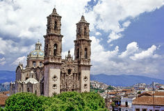 Cathédrale de Santa Prisca Image stock