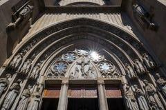 Cathédrale de Se à Sao Paulo du centre Photos libres de droits