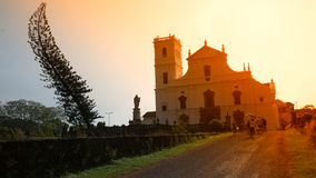 Cathédrale de Se Image libre de droits