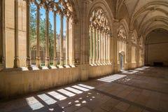 Cathédrale de Segovia, Espagne Images stock