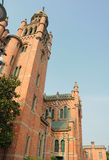 Cathédrale de Sheshan photo stock