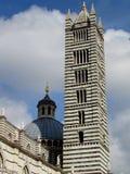 Cathédrale de Sienne Photo libre de droits