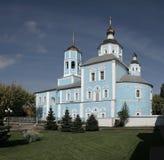 Cathédrale de Smolensky. Belgorod. La Russie. Photographie stock
