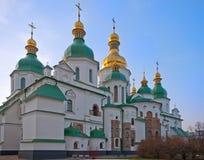 Cathédrale de Sofia de saint (Kiev) Photos stock