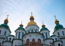 Cathédrale de Sofia de saint (Kiev) Photo stock