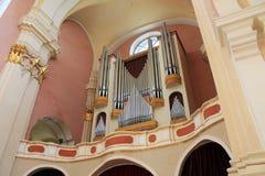 Cathédrale de Sophia de saint dans Polotsk Image stock