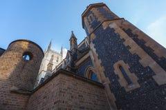 Cathédrale de Southwark à Londres Images libres de droits