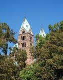 Cathédrale de Speyer photo libre de droits