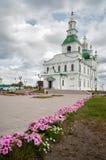 Cathédrale de Sretensky dans Yalutorovsk Russie Photos stock
