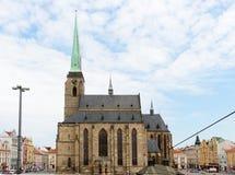 Cathédrale de St Bartholomew Photos stock