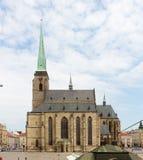 Cathédrale de St Bartholomew Photographie stock
