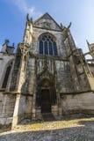 Cathédrale de St John le baptiste, Chaumont, France photographie stock