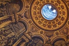 Cathédrale de St Pauls Images libres de droits