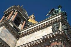 Cathédrale de St Petersburg Image libre de droits