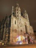 Cathédrale de Stephansdom à Vienne Photo stock